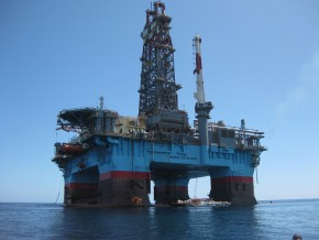 Deep Sea Oil Rigs